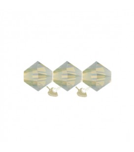 Biconi Swarovski® 5328 4 mm 287 Sand Opal (60 pezzi)