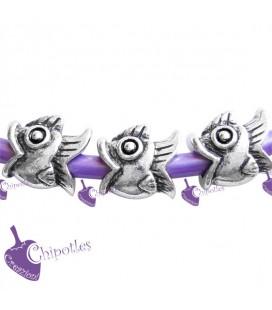 Perle Foro Largo Pesce (10 pezzi)