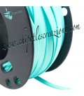 Fettuccia PVC 7 mm color Verde Menta