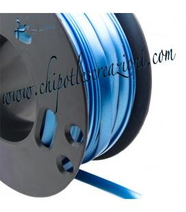 Fettuccia PVC 7 mm color Verde Menta (1 metro)