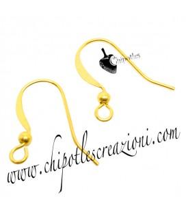 Monachelle Ottone economico color Oro (100 pezzi)