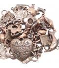 Copper Tone Pendants