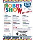Sconto HOBBY SHOW 2017