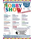 Sconto HOBBY SHOW ROMA 2017