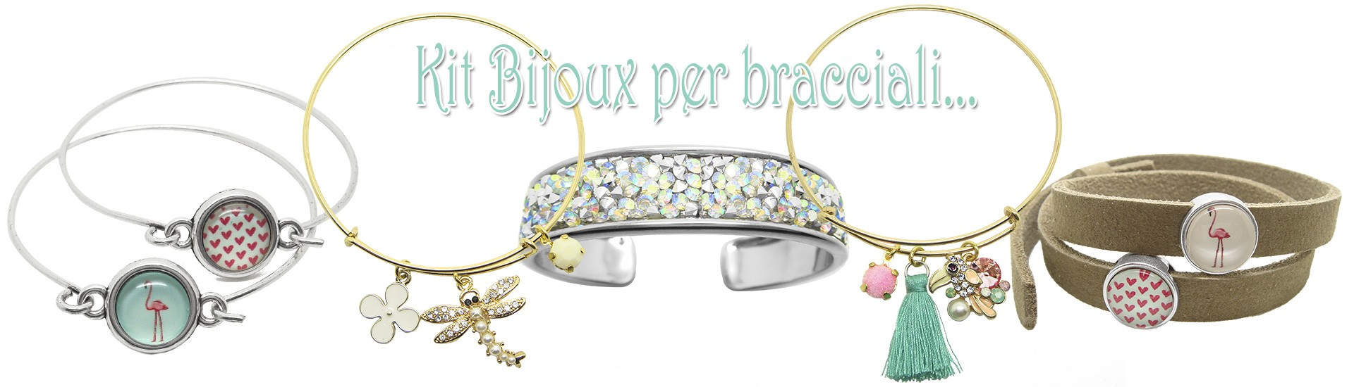 Kit Bijoux Bracciali